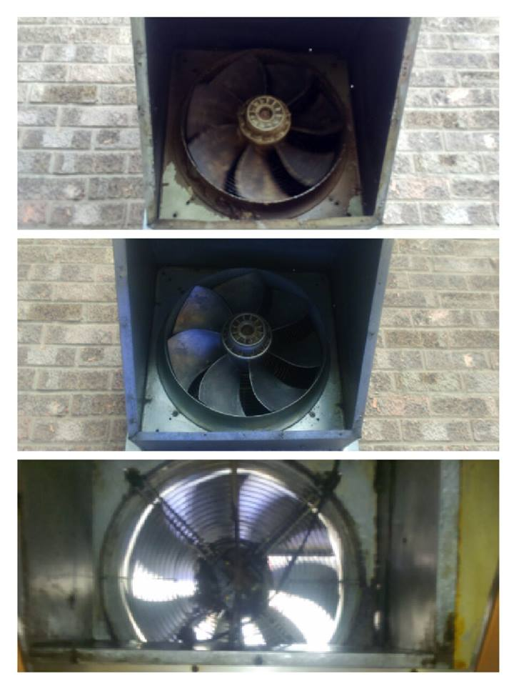 Extractor Fan Cleaning Stanhope