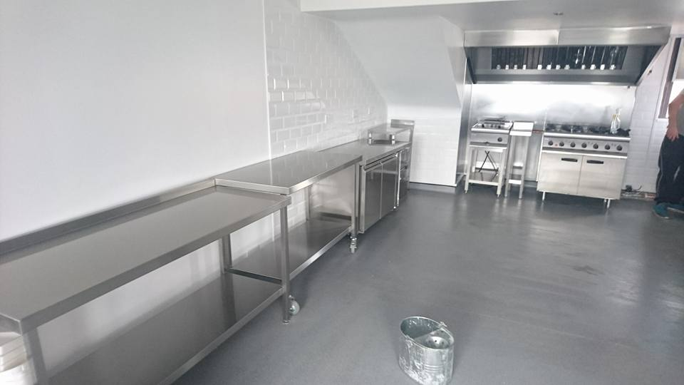 Kitchen Deep Cleaning Peterlee